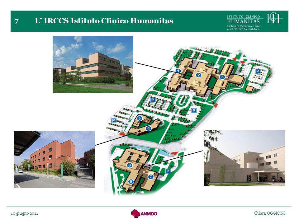 L' IRCCS Istituto Clinico Humanitas