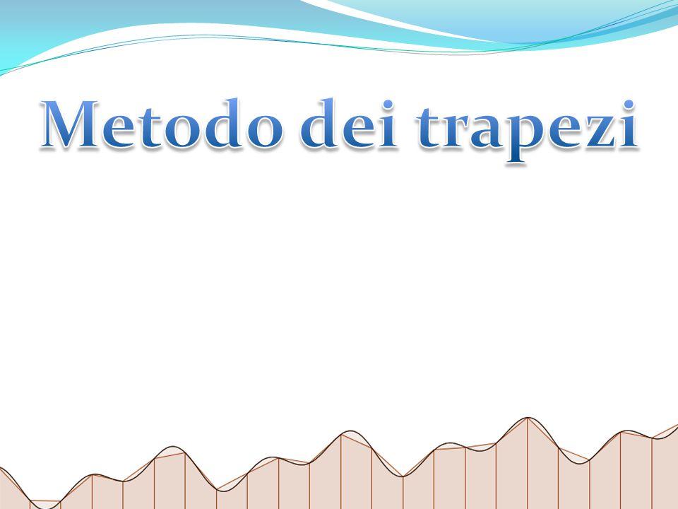 Metodo dei trapezi