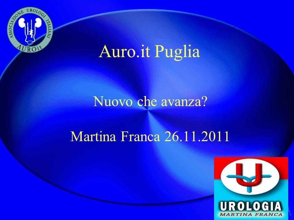 Nuovo che avanza Martina Franca 26.11.2011