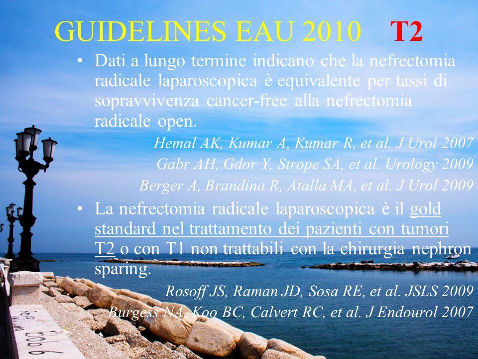 GUIDELINES EAU 2010 T2