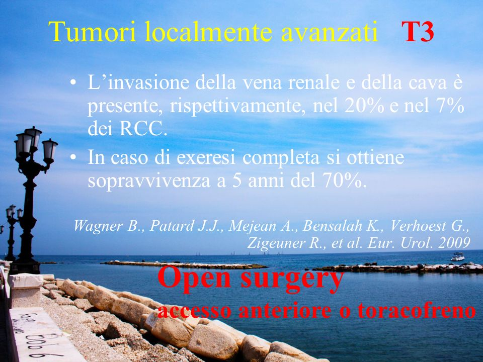 Tumori localmente avanzati T3