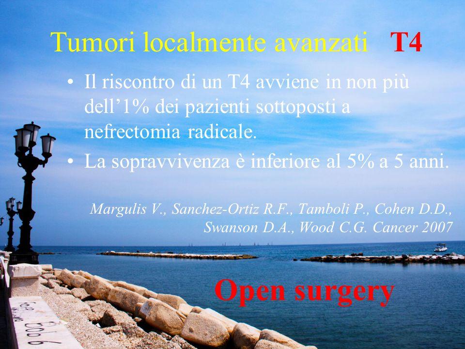 Tumori localmente avanzati T4
