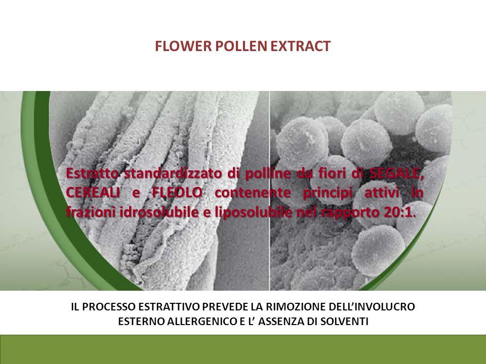 FLOWER POLLEN EXTRACT