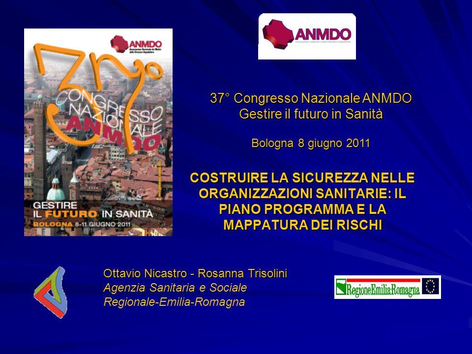 37° Congresso Nazionale ANMDO Gestire il futuro in Sanità