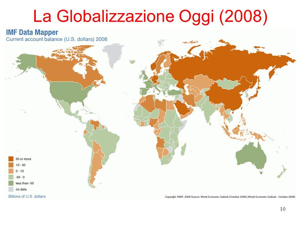 La Globalizzazione Oggi (2008)
