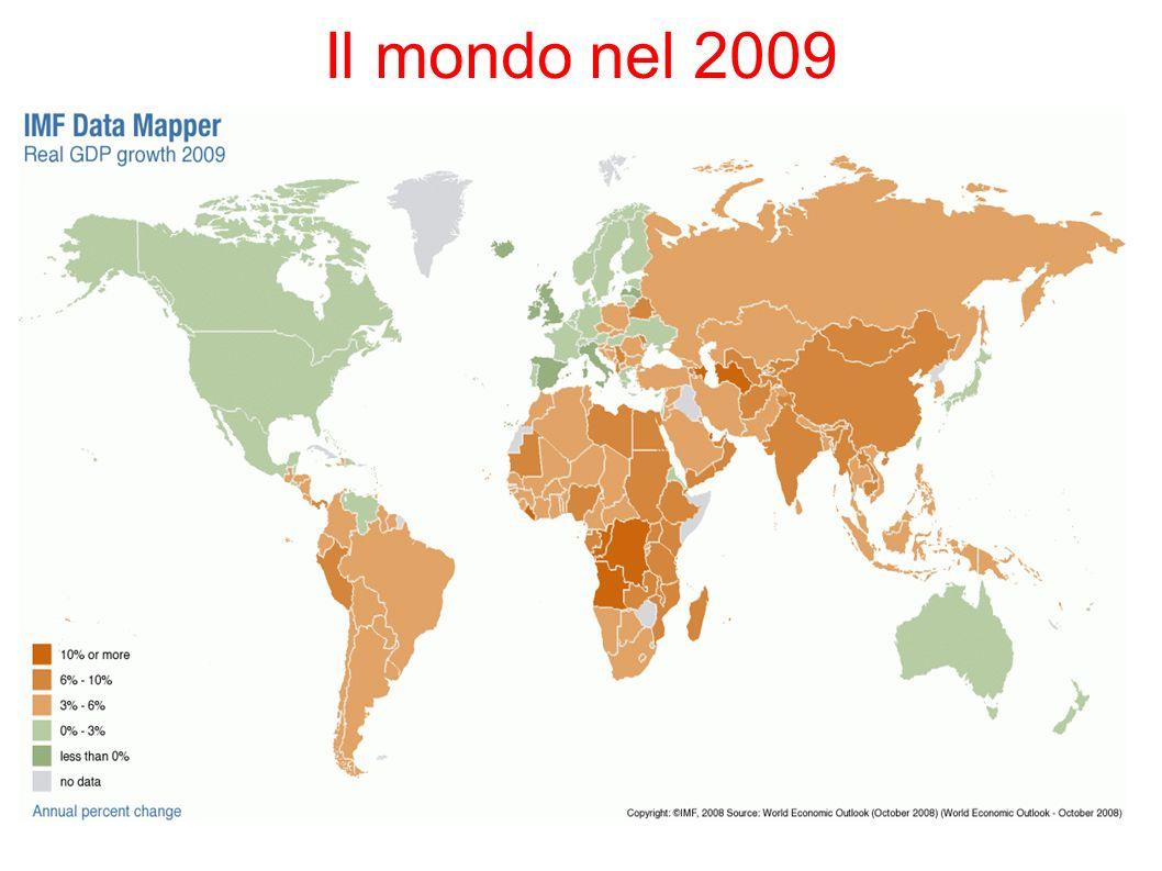 Il mondo nel 2009