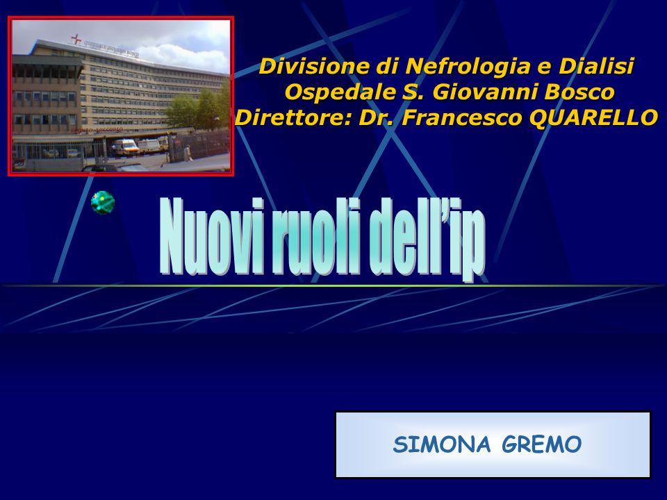 Nuovi ruoli dell'ip SIMONA GREMO