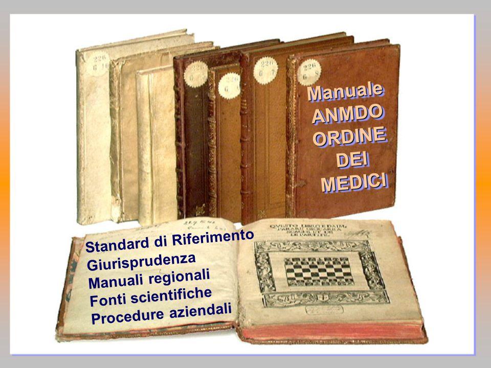 Manuale ANMDO ORDINE DEI MEDICI