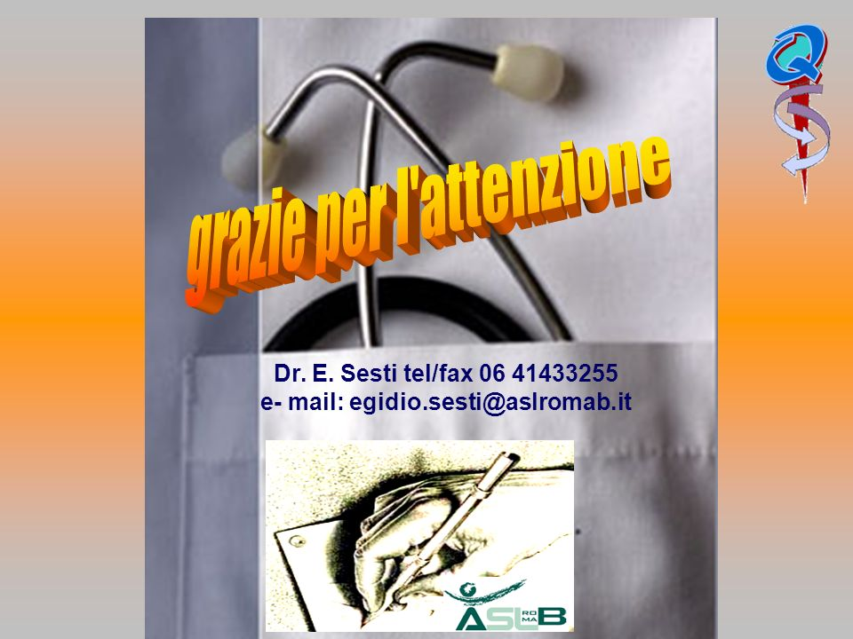 e- mail: egidio.sesti@aslromab.it