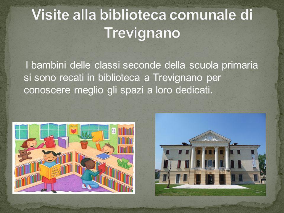 Visite alla biblioteca comunale di Trevignano