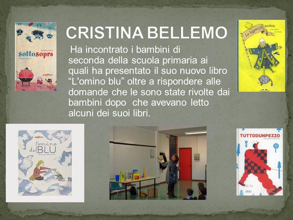 CRISTINA BELLEMO