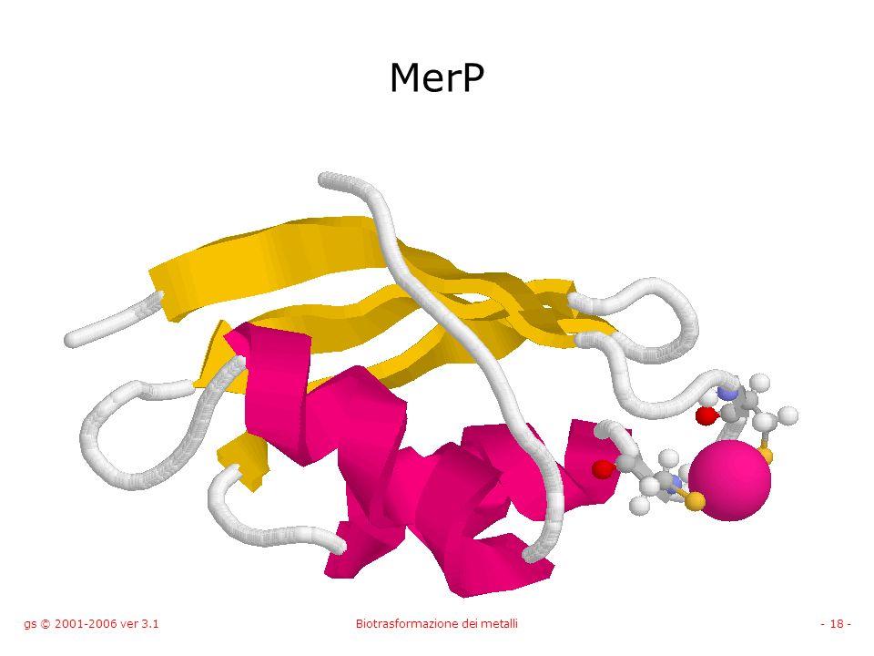 Biotrasformazione dei metalli