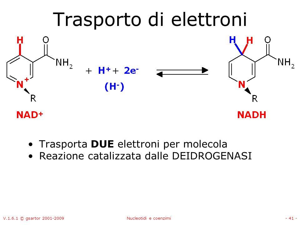Trasporto di elettroni