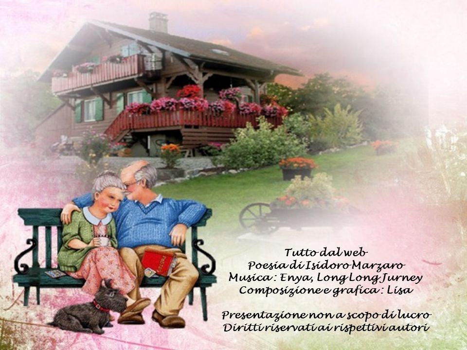 Poesia di Isidoro Marzaro Musica : Enya, Long Long Jurney