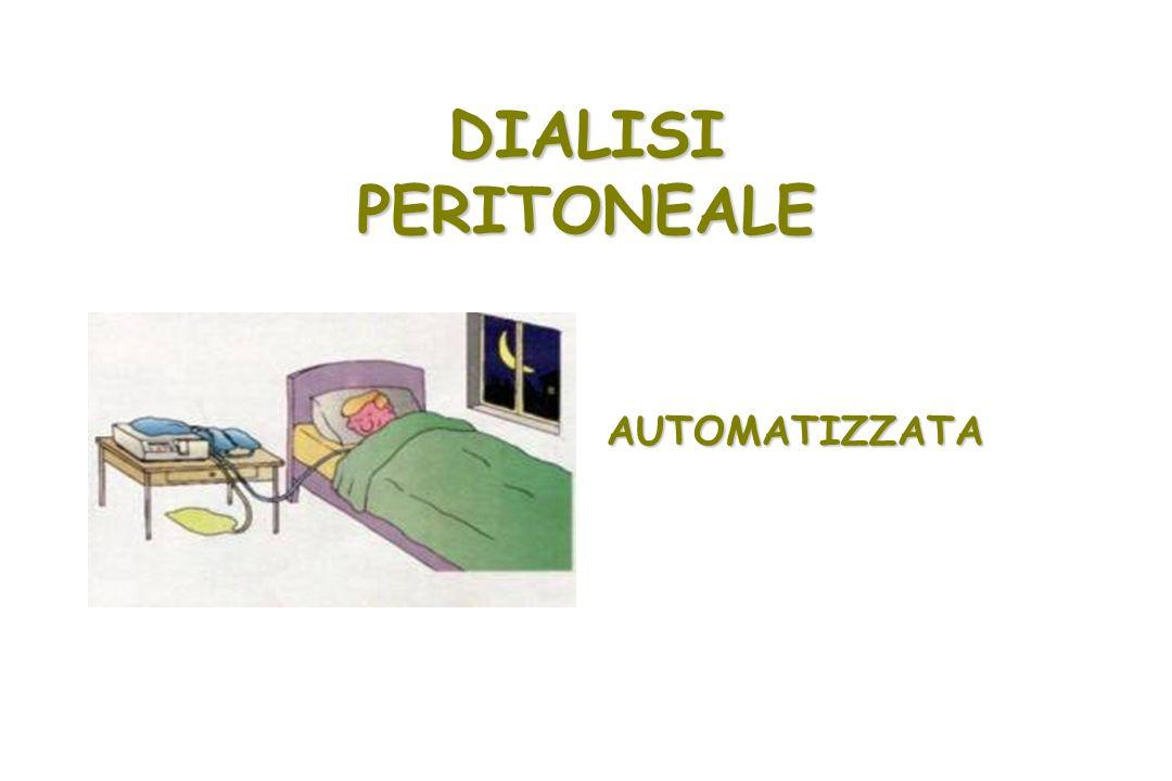 DIALISI PERITONEALE AUTOMATIZZATA