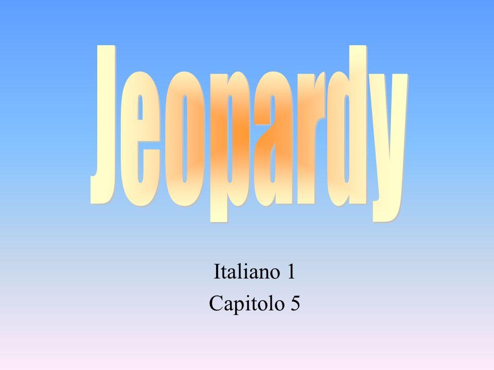 Jeopardy Italiano 1 Capitolo 5