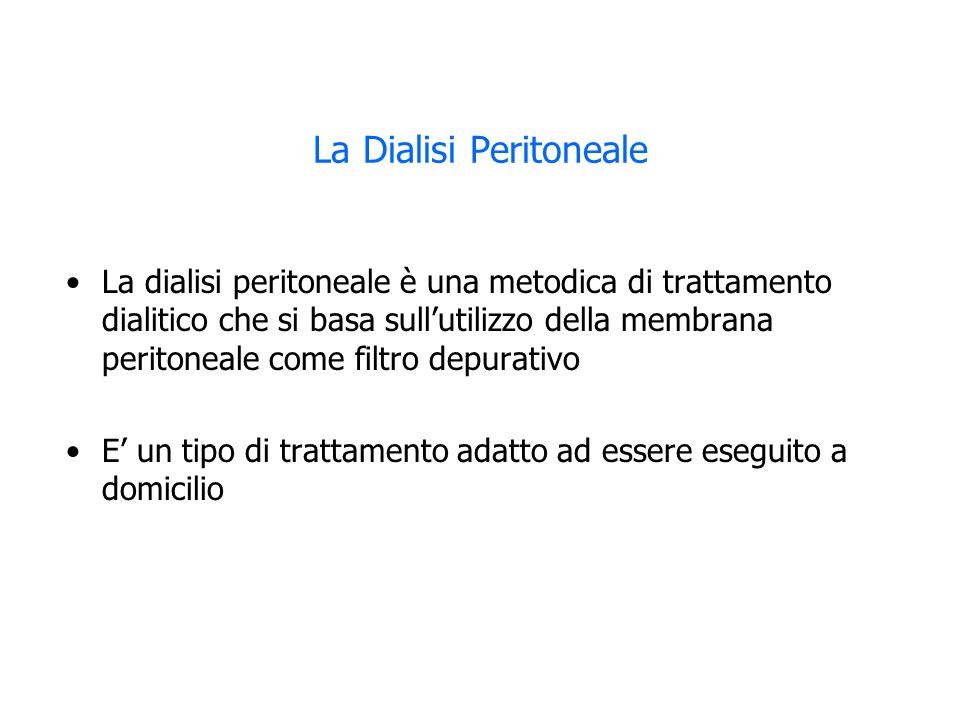 La Dialisi Peritoneale