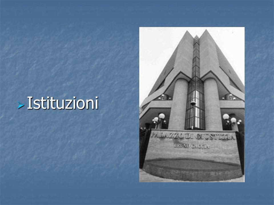 Istituzioni