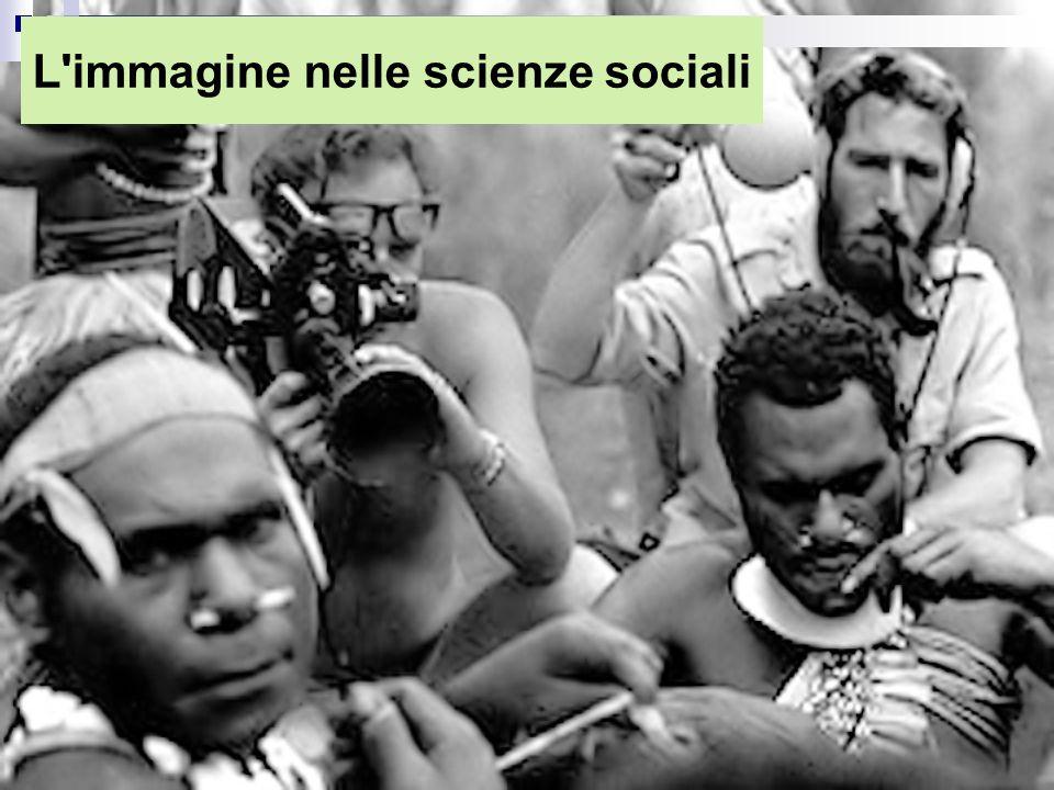 L immagine nelle scienze sociali