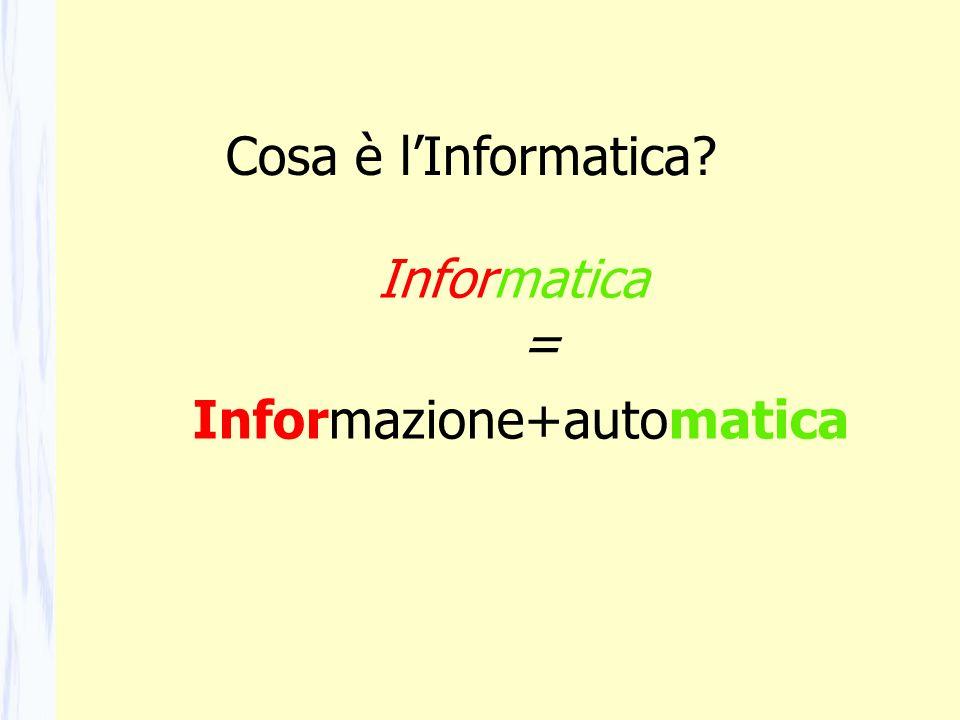 Informazione+automatica
