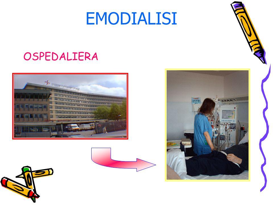 EMODIALISI OSPEDALIERA