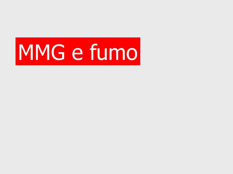 MMG e fumo