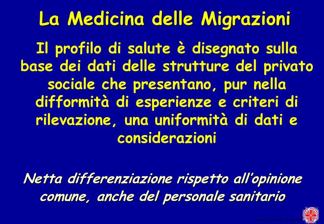 La Medicina delle Migrazioni