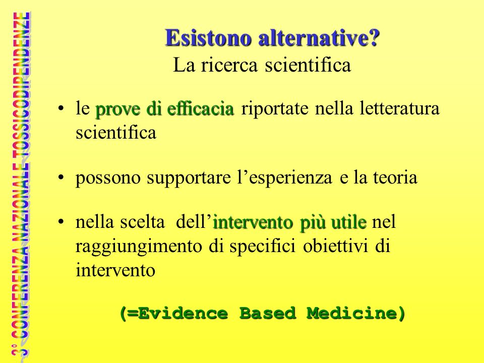 (=Evidence Based Medicine)