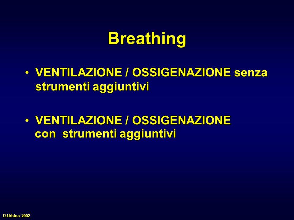 Breathing VENTILAZIONE / OSSIGENAZIONE senza strumenti aggiuntivi