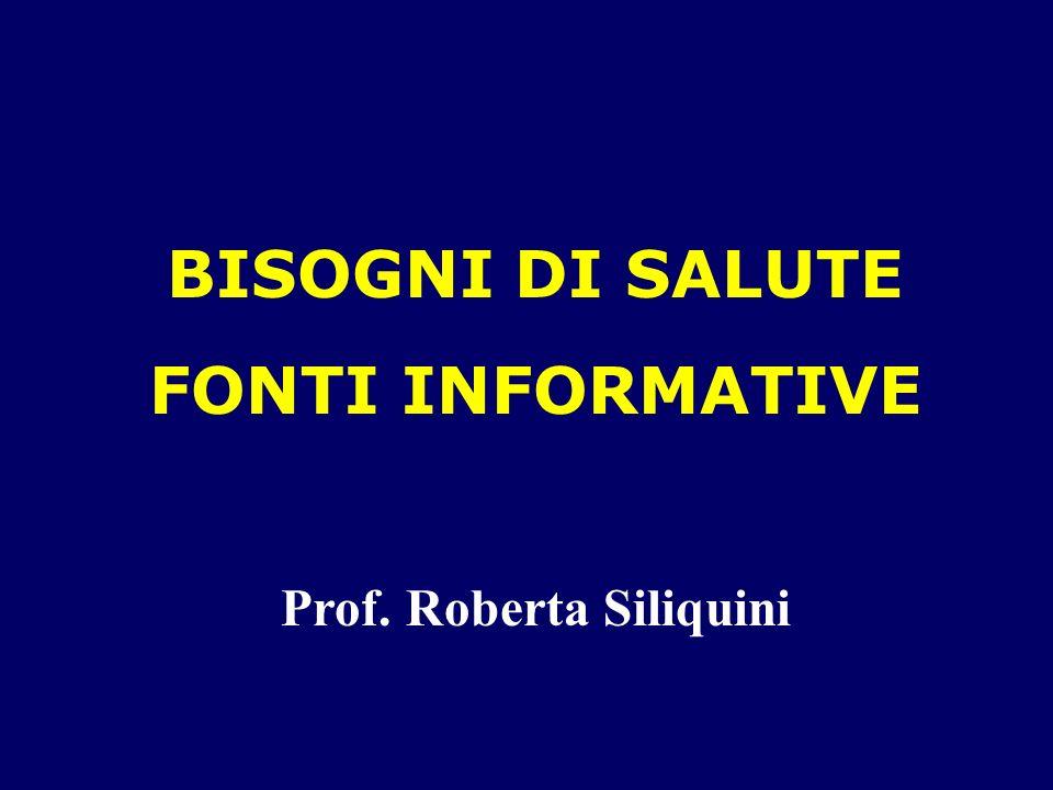 Prof. Roberta Siliquini