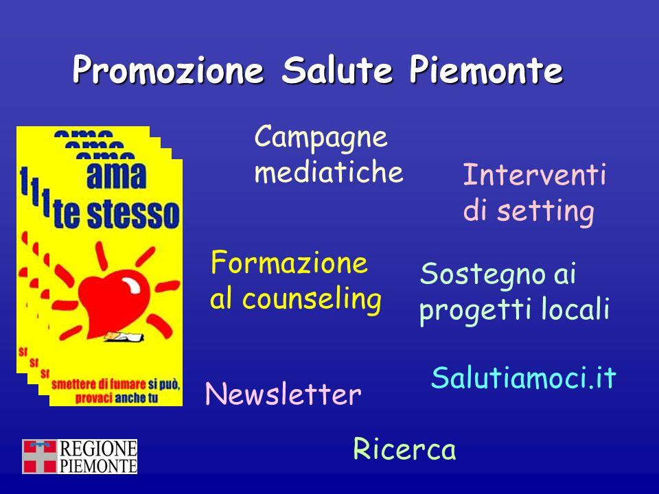 Promozione Salute Piemonte
