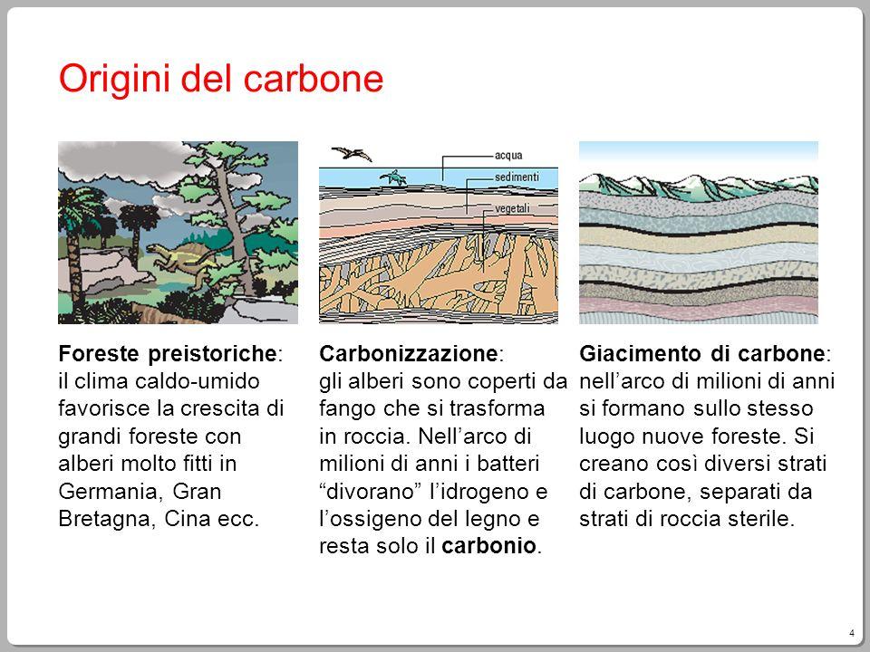 Origini del carbone