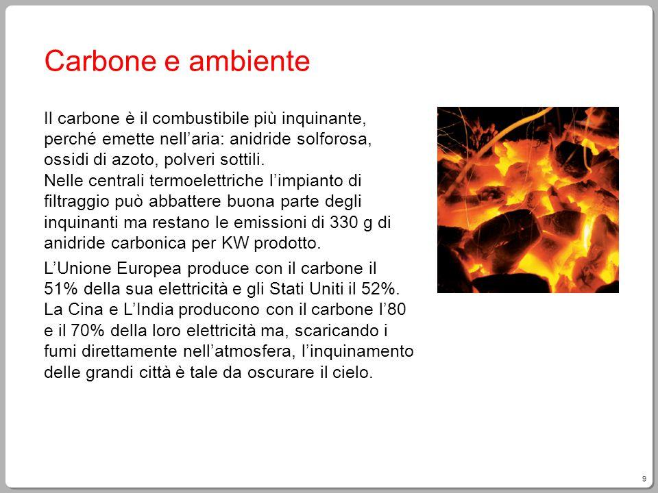 Carbone e ambiente