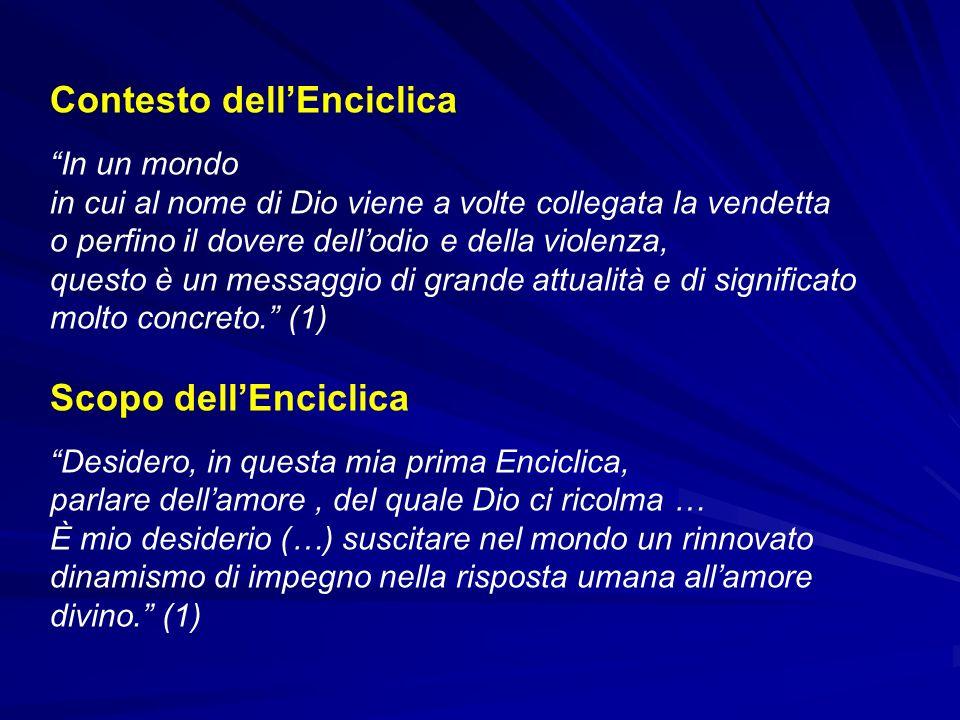 Contesto dell'Enciclica