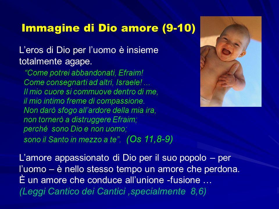 Immagine di Dio amore (9-10)