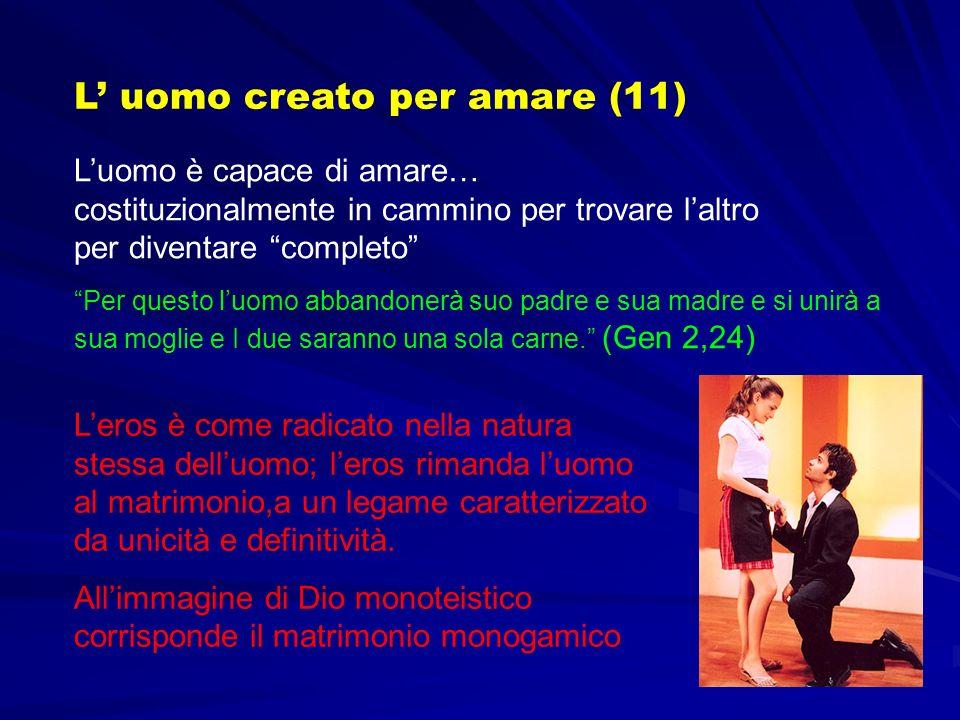 L' uomo creato per amare (11)