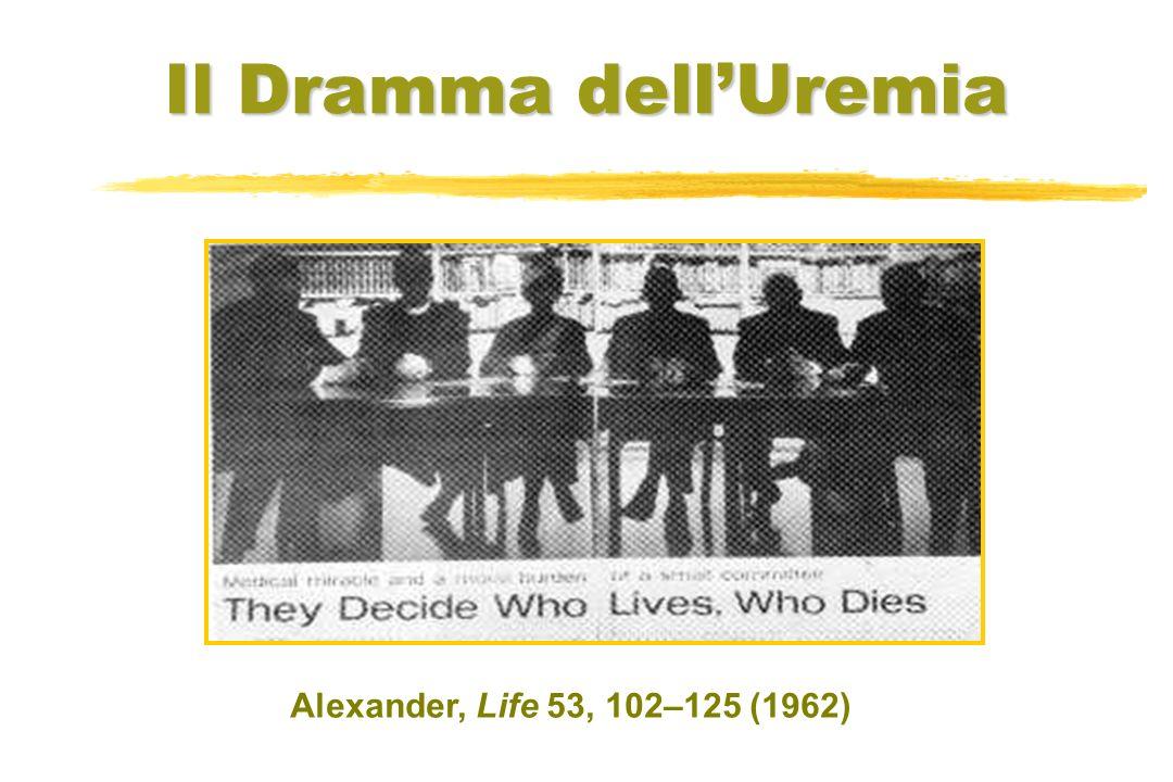 Il Dramma dell'Uremia Alexander, Life 53, 102–125 (1962)