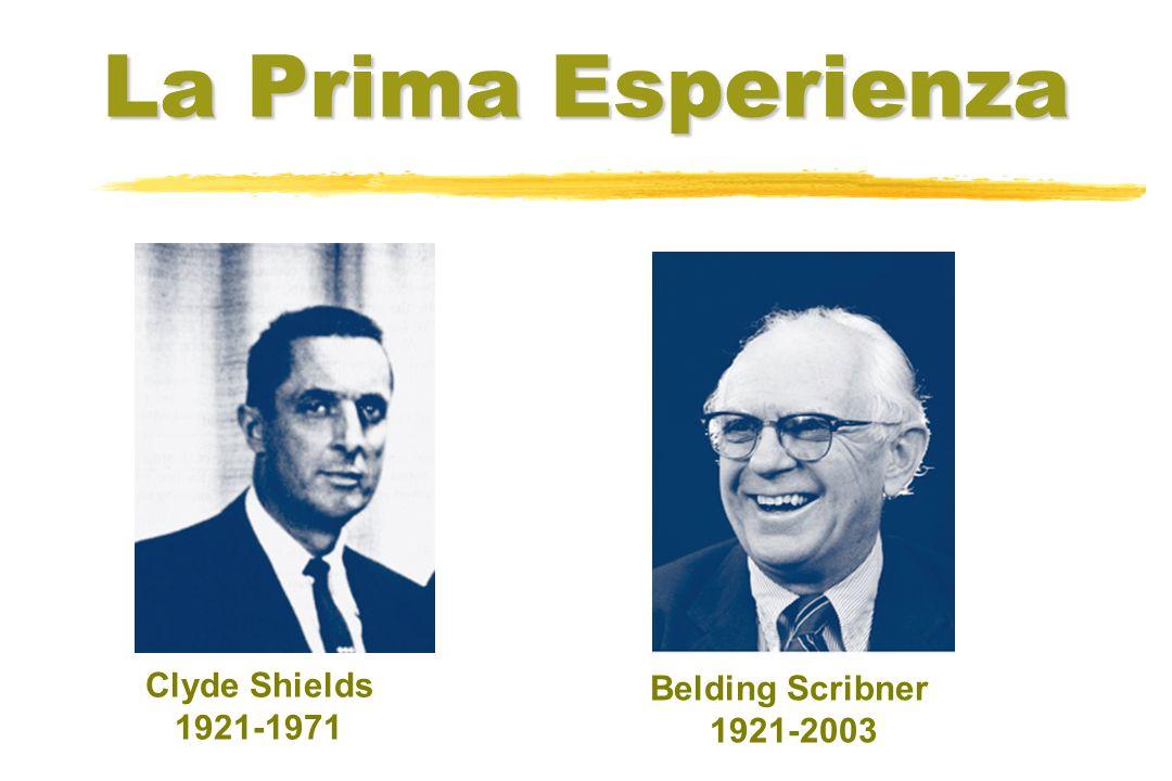 La Prima Esperienza Clyde Shields Belding Scribner 1921-1971 1921-2003