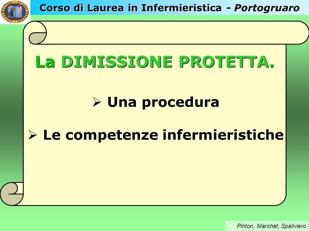 La DIMISSIONE PROTETTA.