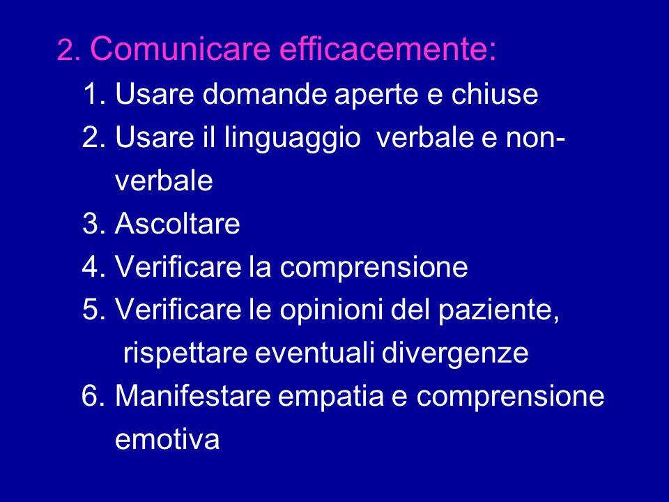 2. Comunicare efficacemente: