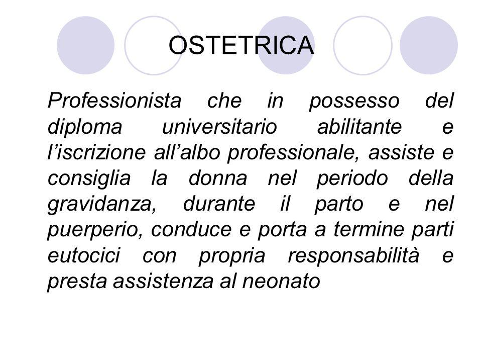 OSTETRICA
