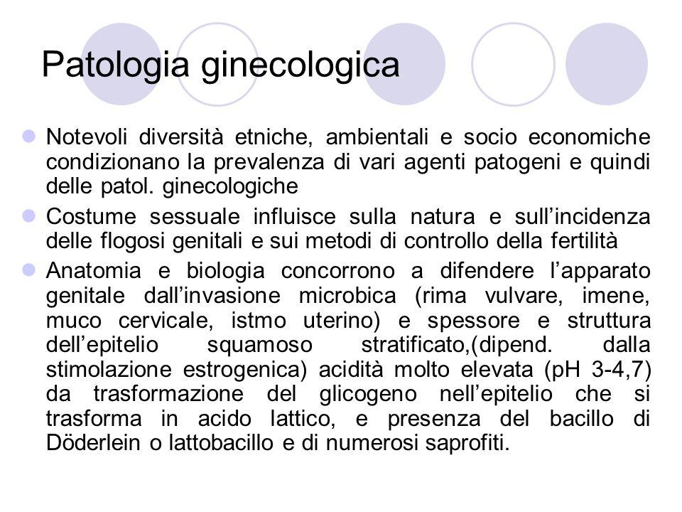 Patologia ginecologica