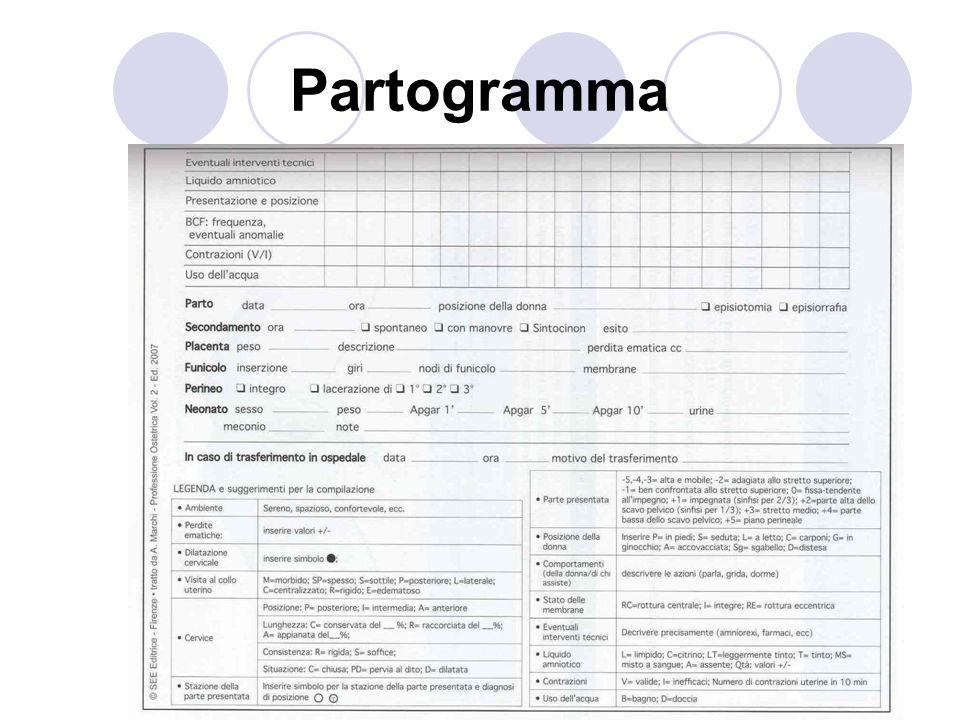 Partogramma