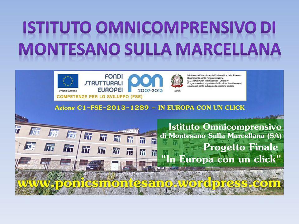 ISTITUTO OMNICOMPRENSIVO DI MONTESANO SULLA MARCELLANA