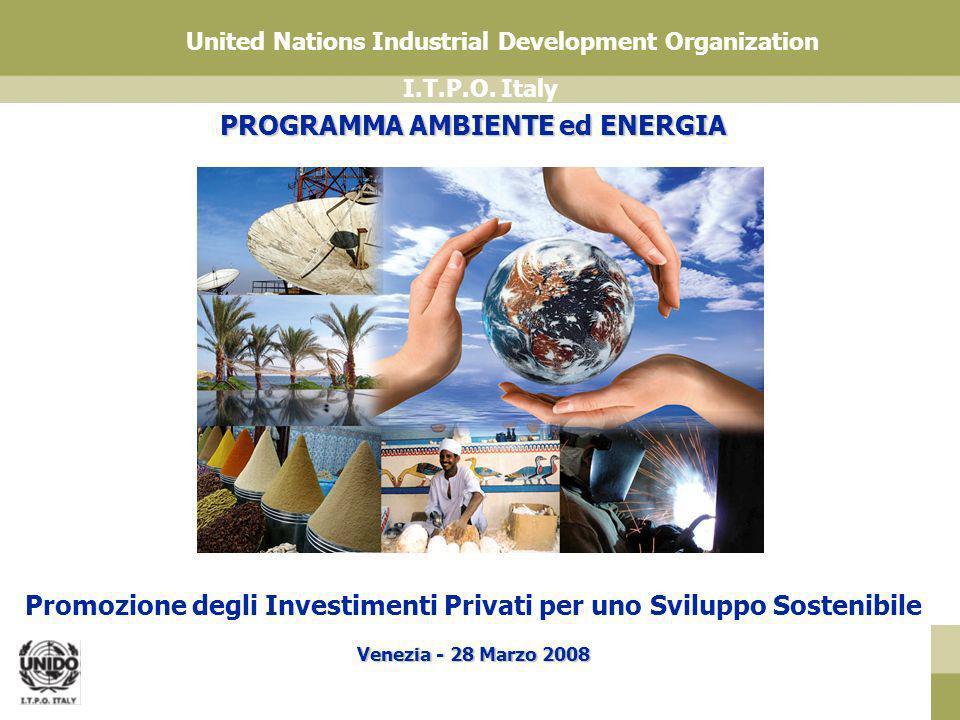 PROGRAMMA AMBIENTE ed ENERGIA