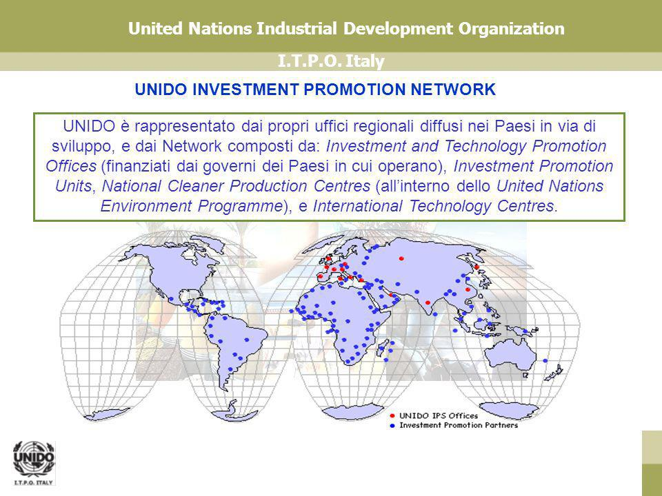 UNIDO INVESTMENT PROMOTION NETWORK