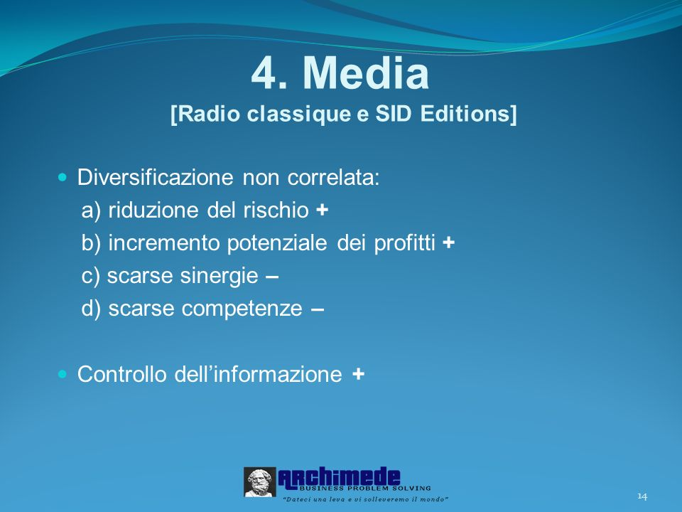 4. Media [Radio classique e SID Editions]