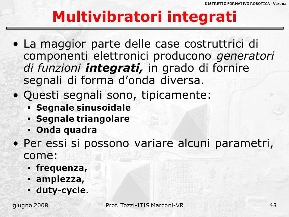 Multivibratori integrati