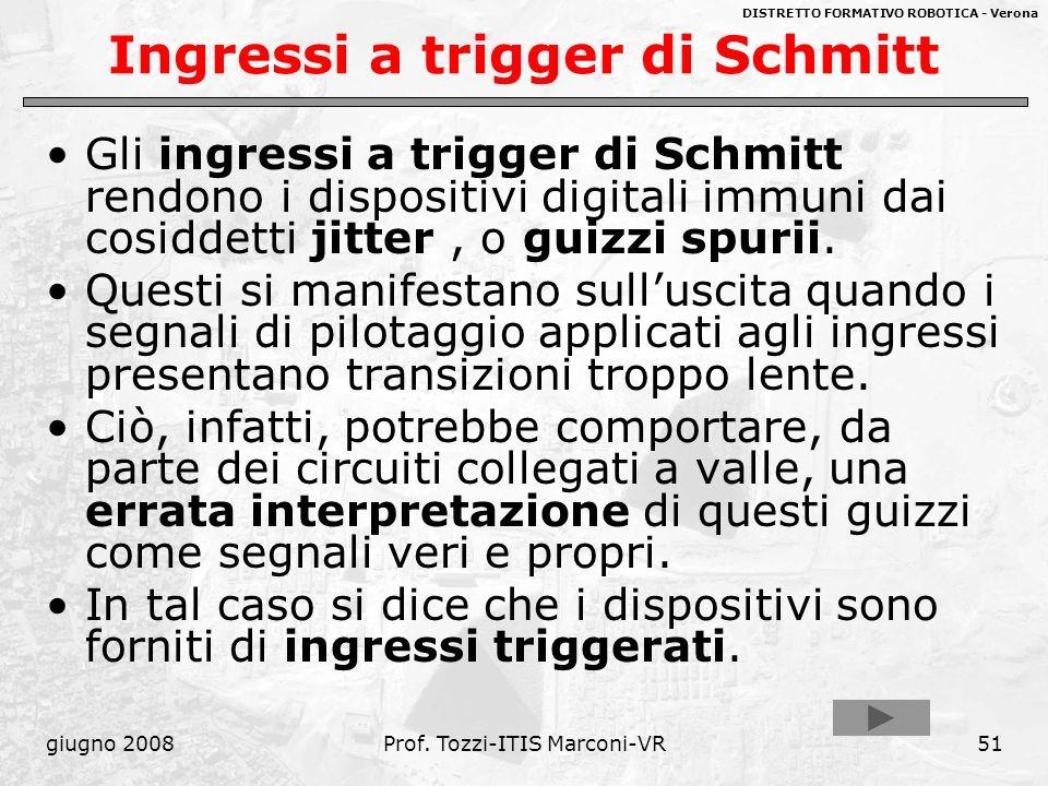 Ingressi a trigger di Schmitt