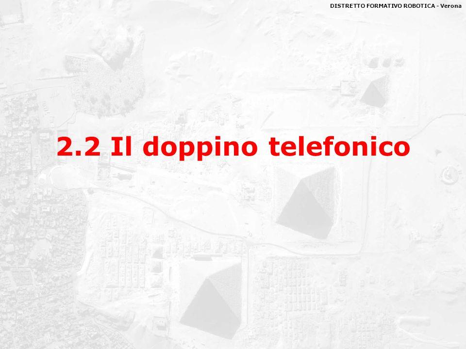 2.2 Il doppino telefonico